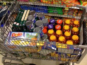 emergency food supplies for survival