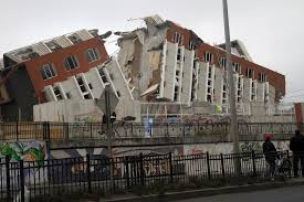 surviving an earthquake