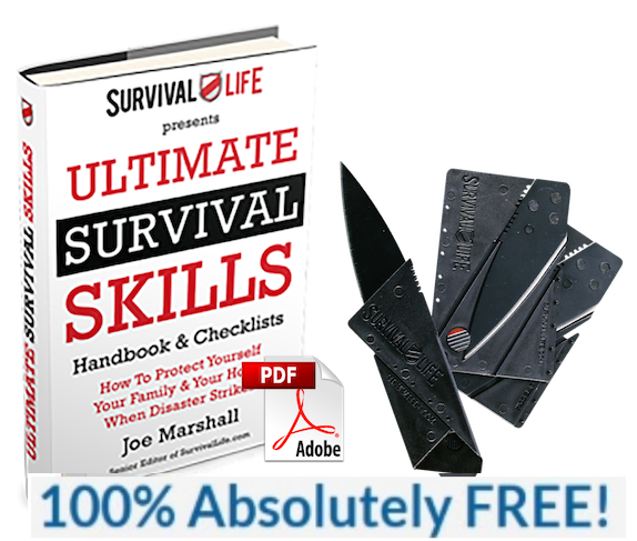 Click Here for Free Limited Offer Quality Credit Card Knife & Survival Guide