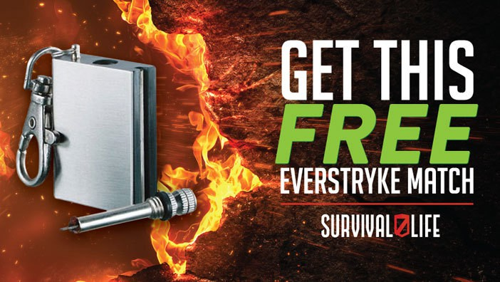 Click Here for Free Limited Offer EverStryke Match