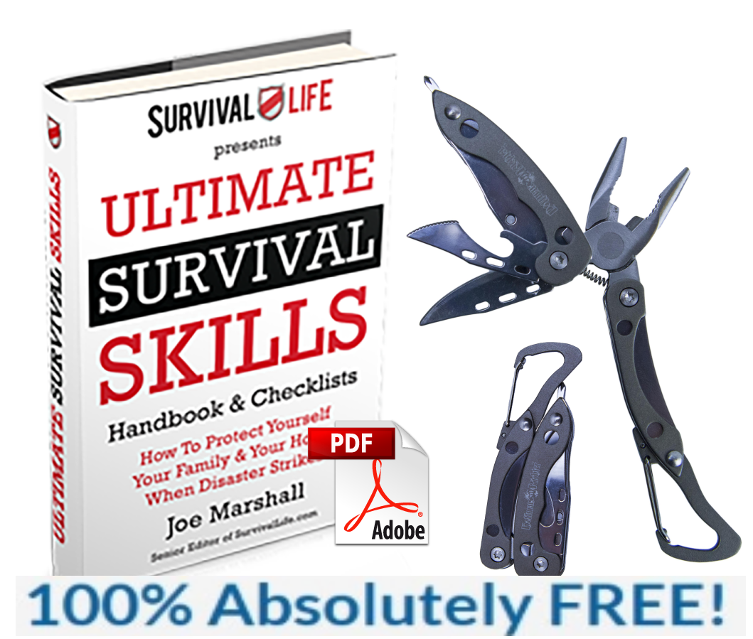 Click Here for Free Limited Offer Quality MultiTool & Survival Guide