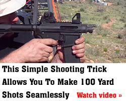 Click Here for Best Spec Ops Shooting Training
