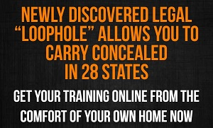 Click Here for Newly Discovered Concealed Carry Guide to Carry in 28 States